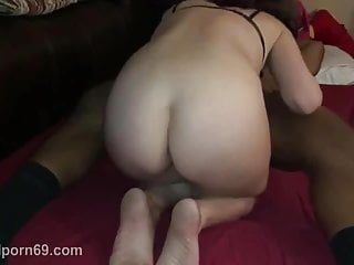 Milfs getting drilled by darksome men