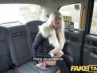 Fake taxi pleasant blond milf screwed throughout ripped tights