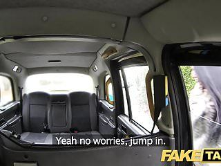 Fake taxi hot milf candi kayne drilled hard by randy john