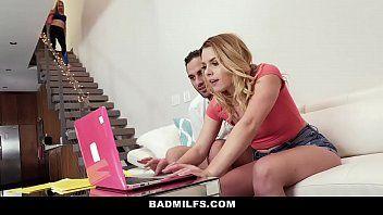 Badmilfs - соблазненные бойфрендом, горячая мачеха