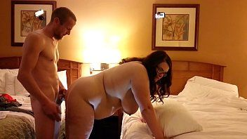 Bbw wife drilled from behind...huge swinging pointer sisters