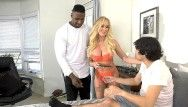 Stepmom brandi love craves to train a sex lesson to her stepson