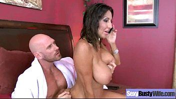 Hawt act hard sex tape with large hot round scoops milf tara holiday video-29