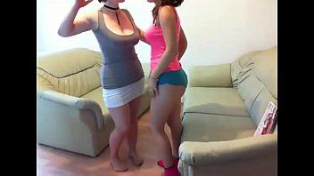 Latin chick legal age teenager tempted by milf