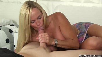 Seemomsuck-blonde milf oral-job