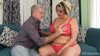 Hawt obese milf sinful celeste acquires her love tunnel fucked hard