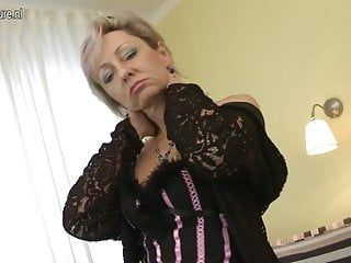 Real granny acquires screwed by her toyboy