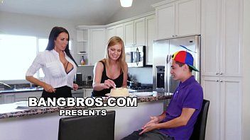 Bangbros - juan el caballo loco receives milf reagan foxx for his birthday