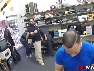 Pumping ms. police officer - xxx pawn